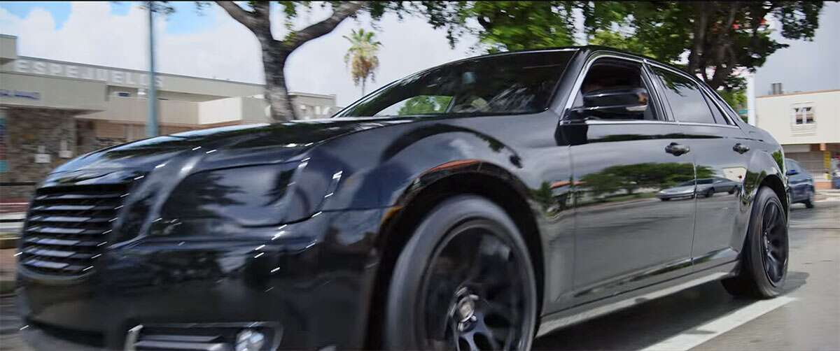 The Cars of Ride Along 2 - The Drive