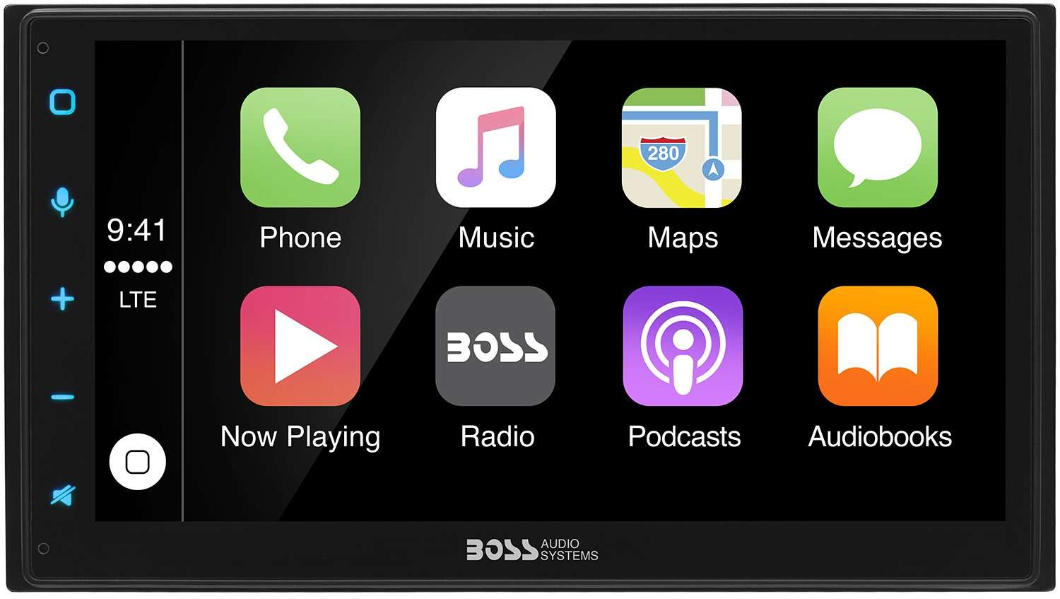 0552085714e Best Double-DIN Head Unit Honorable Mention: BOSS Audio BVCP9675A Car  Multimedia Player