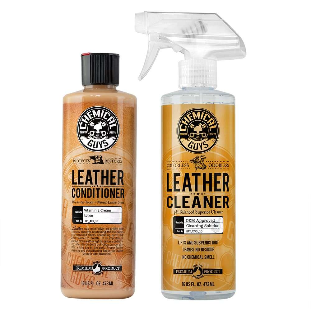 3 Best Leather Conditioners And Cleaners 2019 The Drive
