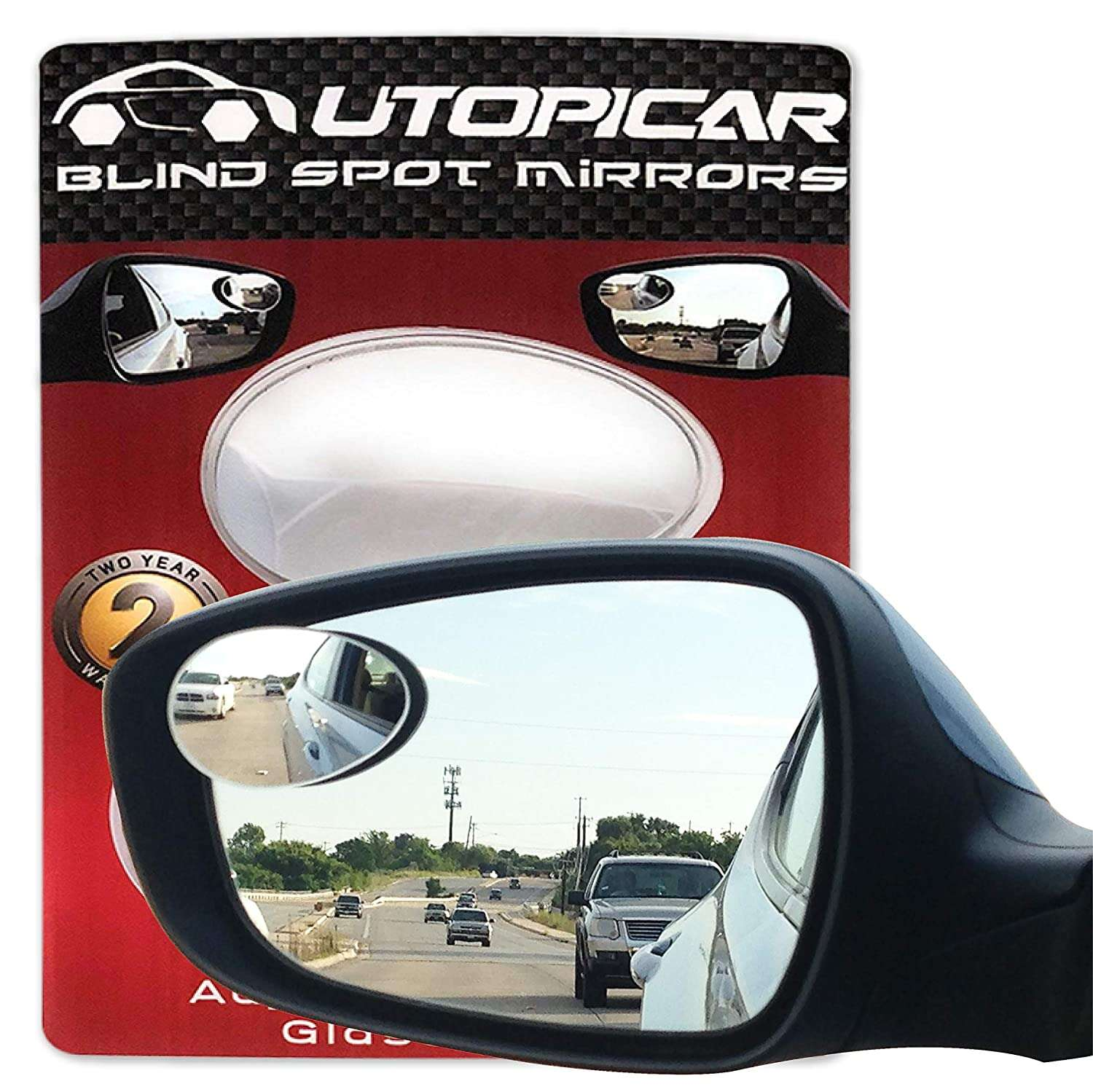 3 Best Blind Spot Mirrors 2019 The Drive