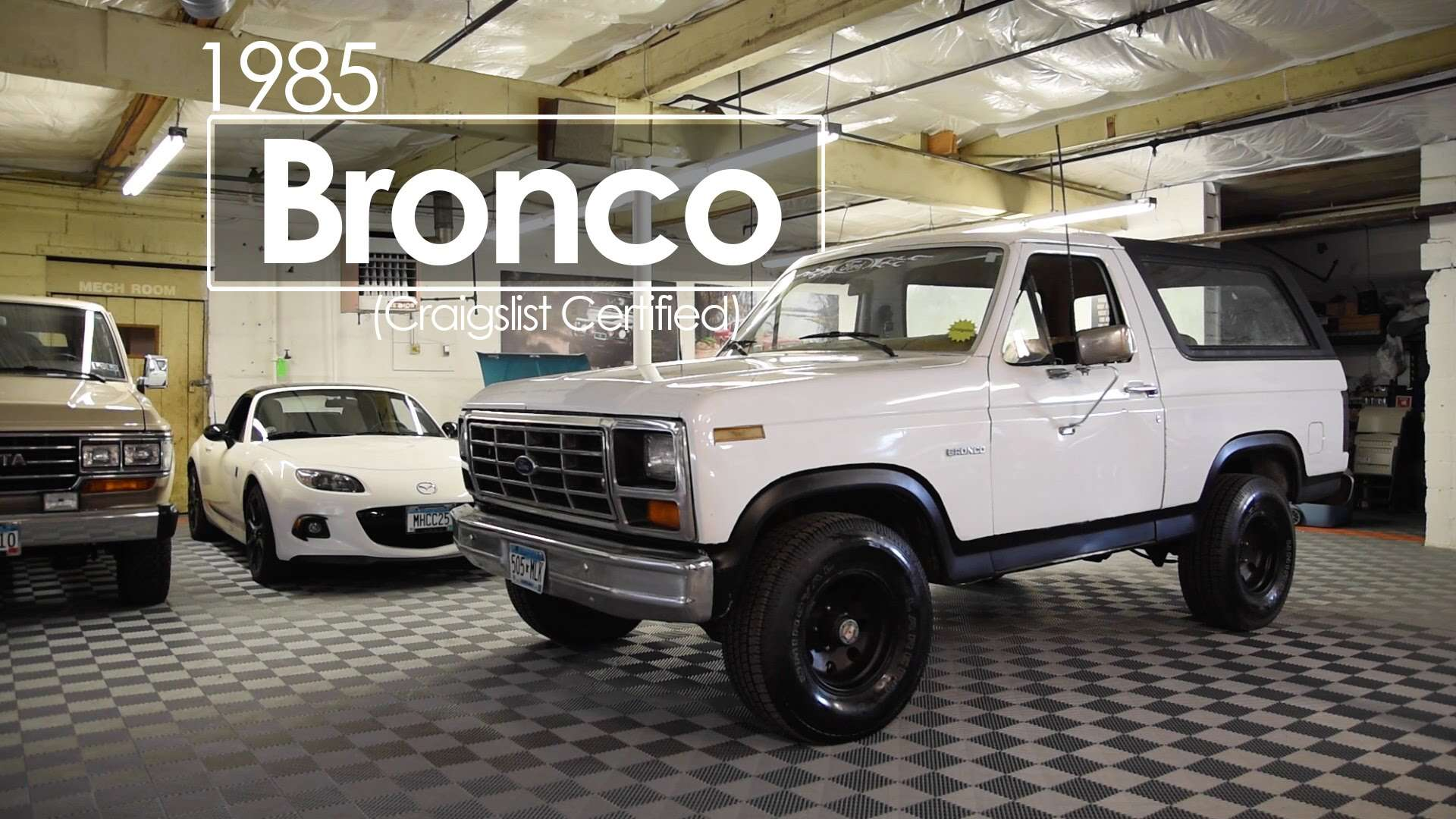 Ford Bronco History The Drive 1980 Full Size Third Generation