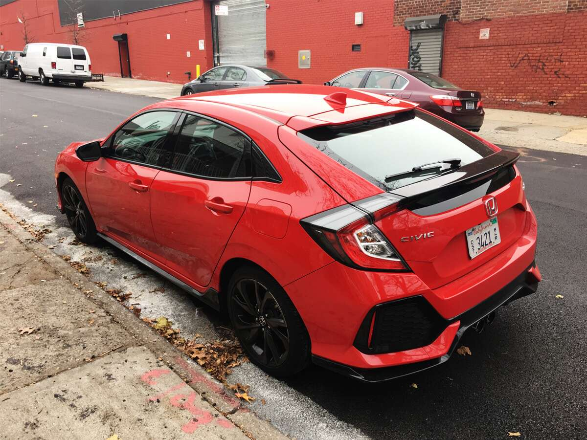 the 2017 honda civic sport hatchback is all the car you ll ever need the drive. Black Bedroom Furniture Sets. Home Design Ideas