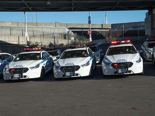 The Kickass Machines Of The NYPD The Drive - Really awesome cars