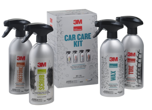 5 Best Complete Car Care Kits - The Drive