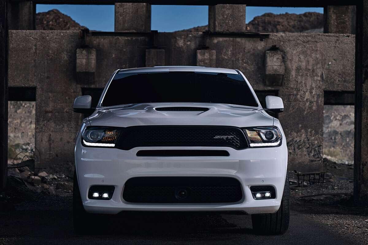 The 475 Hp Dodge Durango Srt Lacks A Hellcat But Who Cares The Drive