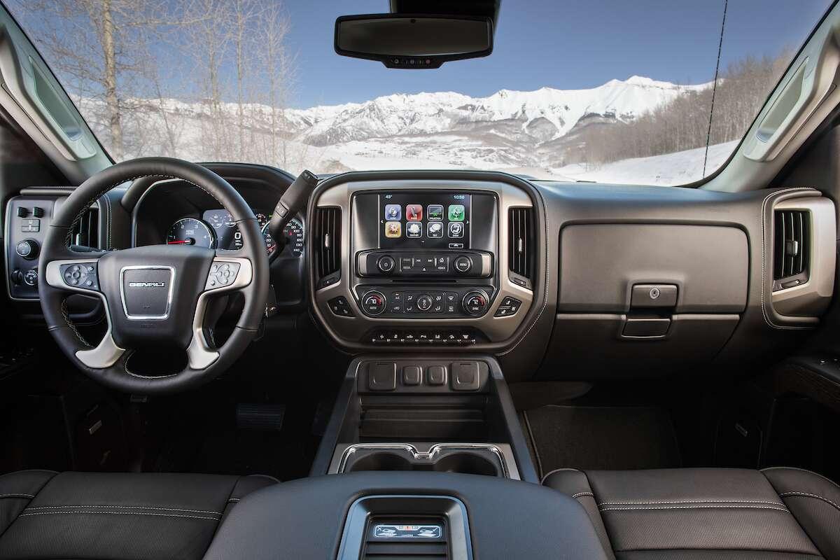 2017 Gmc Sierra Denali 2500hd Diesel 7 Things To Know The Drive