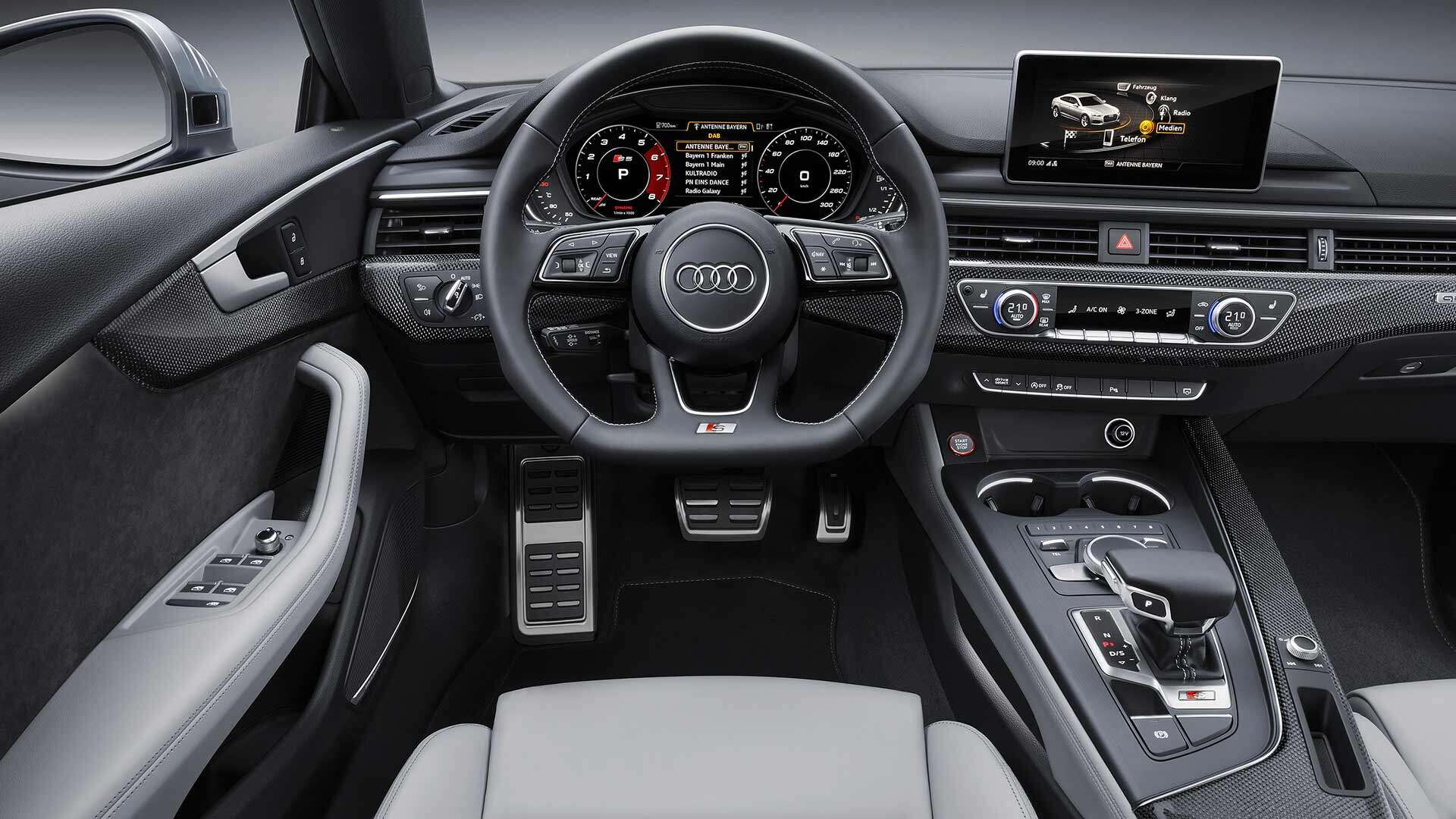 Audi Releases S Sportback Performance Specs And Pricing The Drive - Audi s5 specs