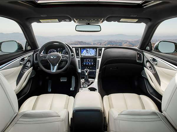 2017 infiniti q60 premium blends surprising. Black Bedroom Furniture Sets. Home Design Ideas