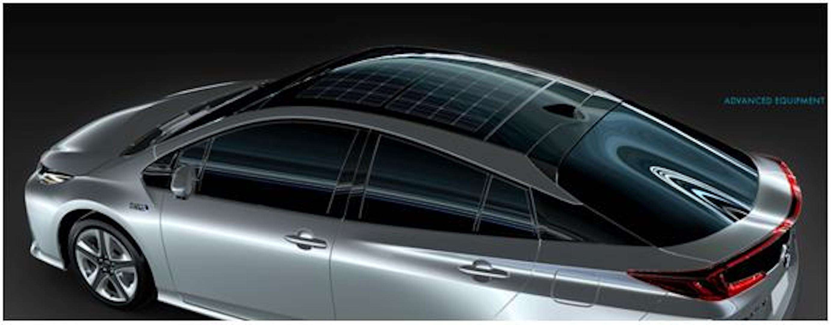Panasonic Unveils Solar Roof That May Appear On The Tesla