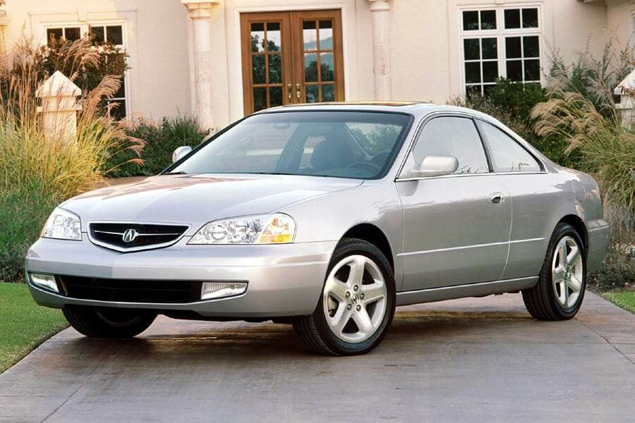 Long Term Reliability Acura Cl The Drive