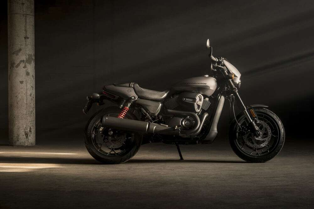 Harley-Davidson Adds New Street Rod 750 to its Lineup - The Drive