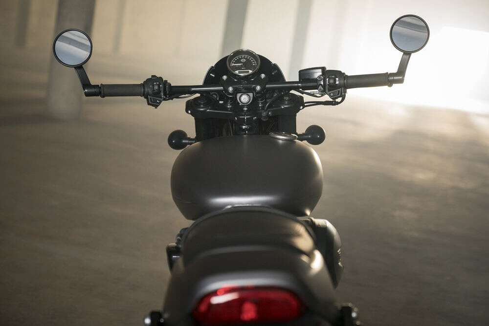 Harley Davidson Adds New Street Rod 750 To Its Lineup
