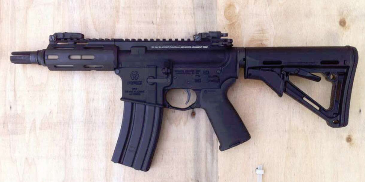 US Special Operators Want A Tiny Assault Rifle