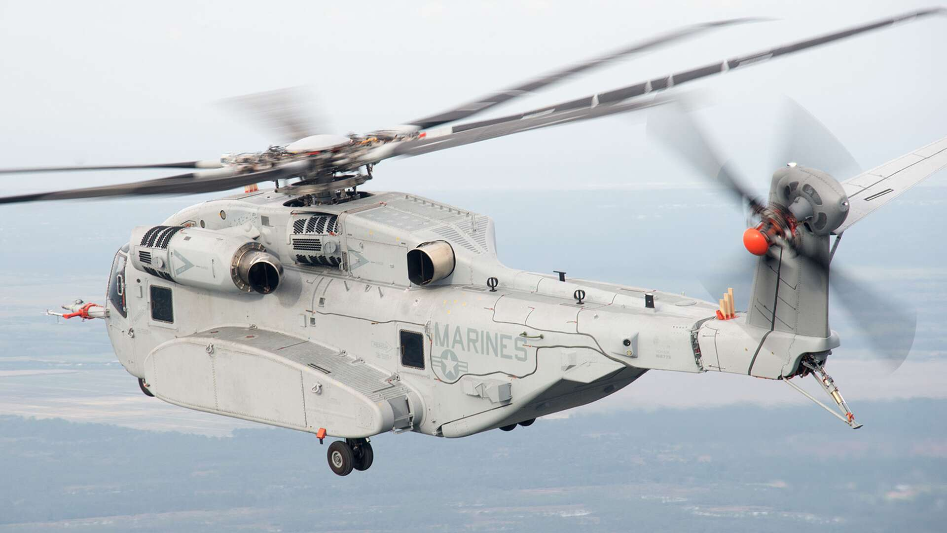 The Usmcs New Ch 53k King Stallion Is One Royally Expensive Osprey Engine Diagram Sikorsky