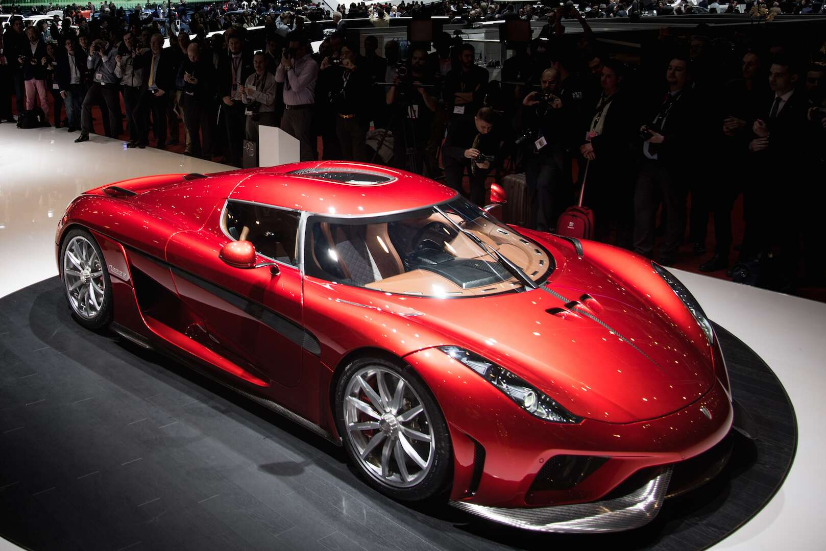 10 Koenigsegg Regera 1 9 Million