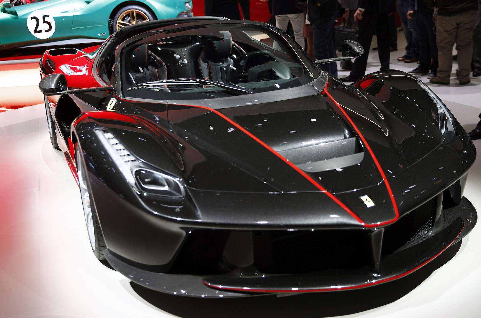Ferrari Laferrari Aperta 2 Million