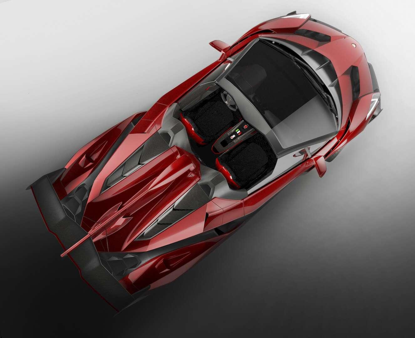 3 Lamborghini Veneno Roadster 33 Million