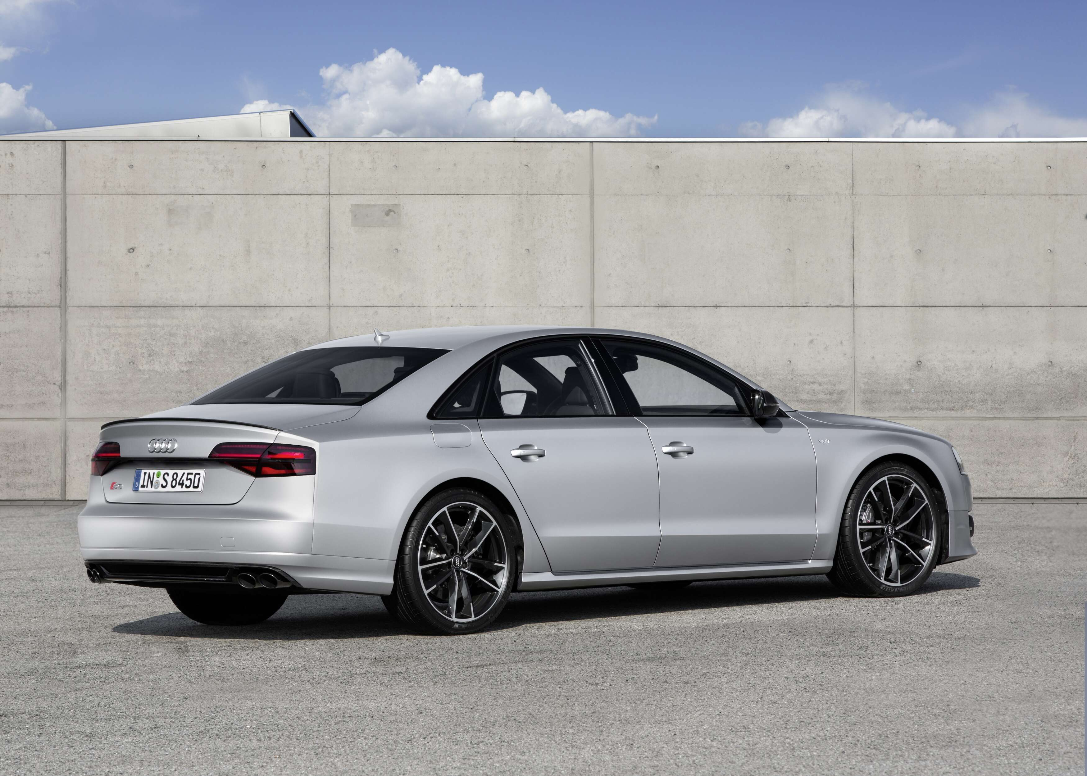 Audi S Plus Romps With The Worlds Fastest FourDoors The Drive - 2018 audi s8