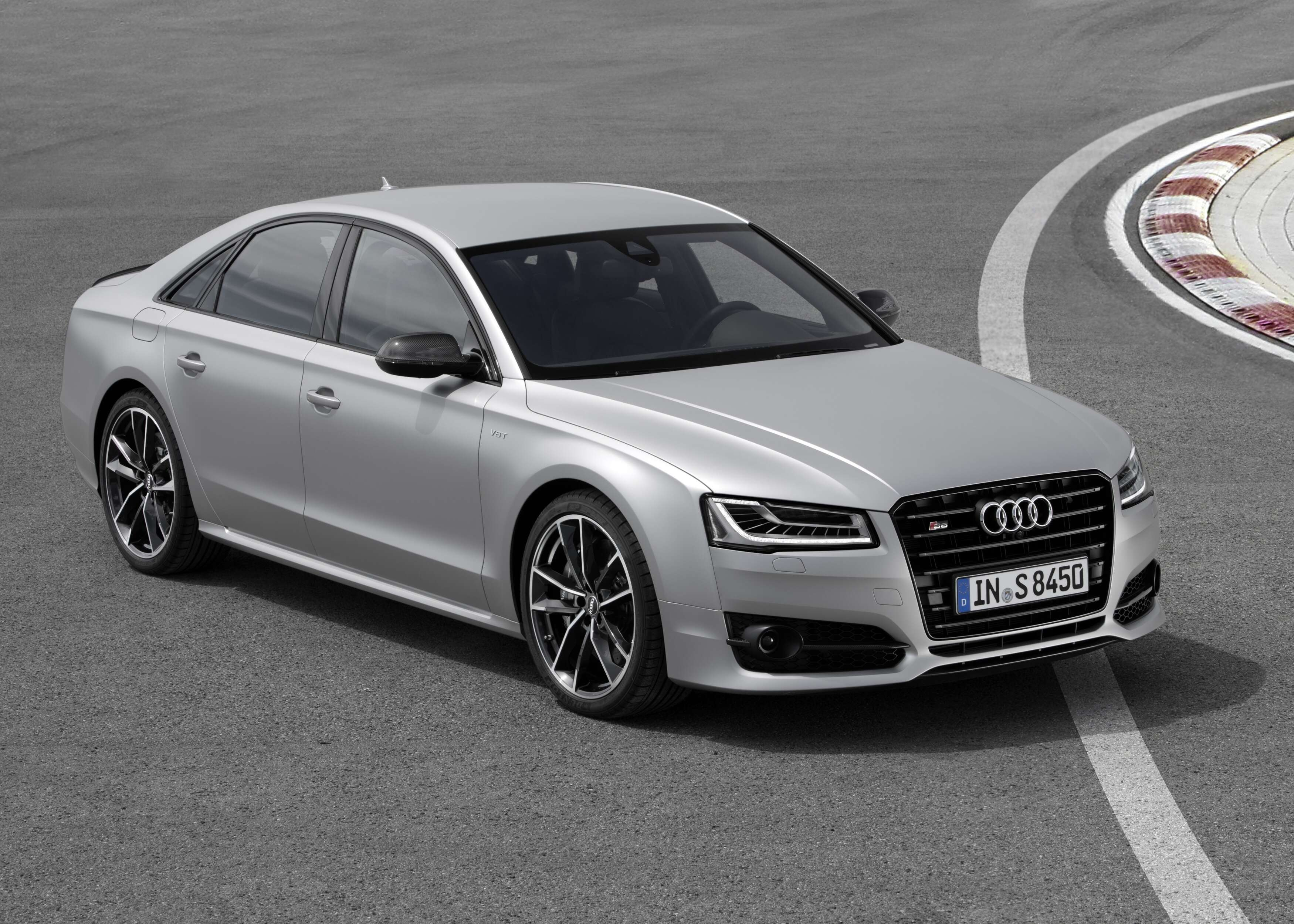 Audi S Plus Romps With The Worlds Fastest FourDoors The Drive - Audi car top model