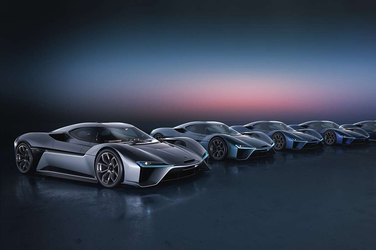 Watch The Hp Nio Set A Nurburgring Record For Electric