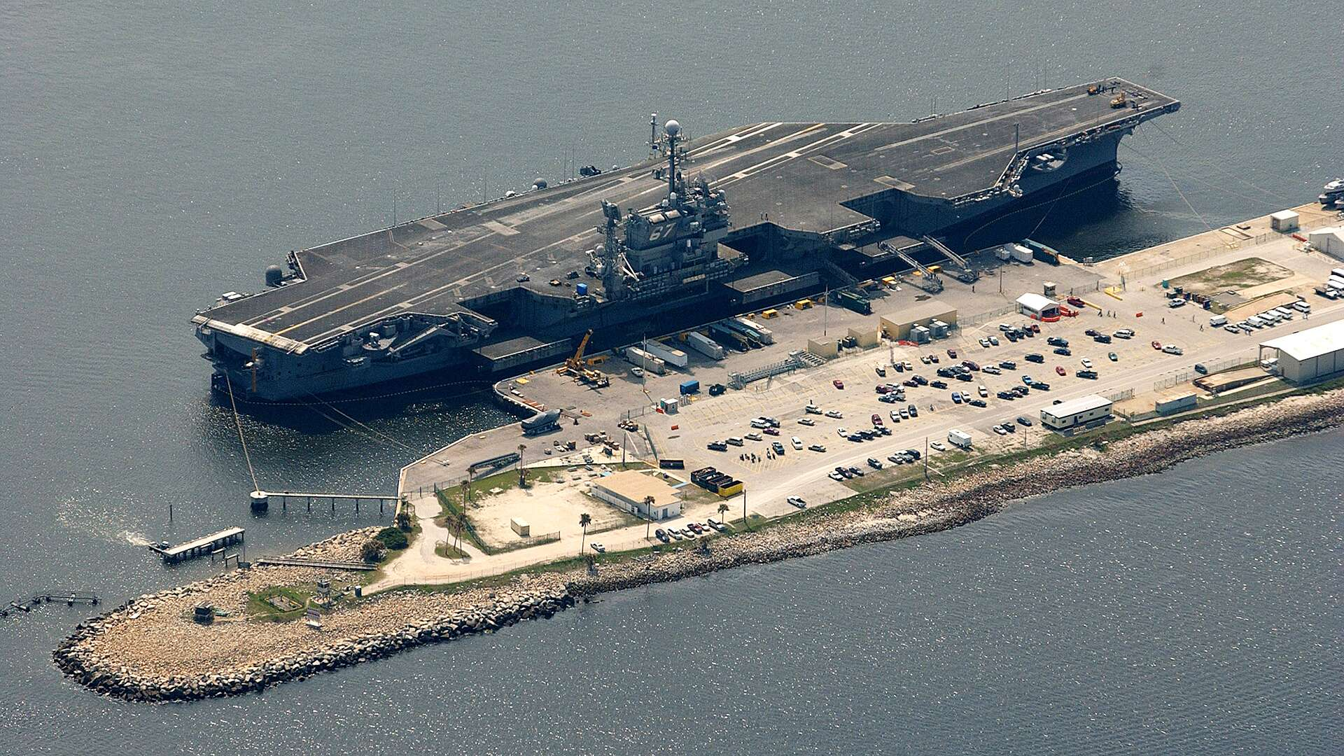 florida makes full court press to bring a supercarrier back to