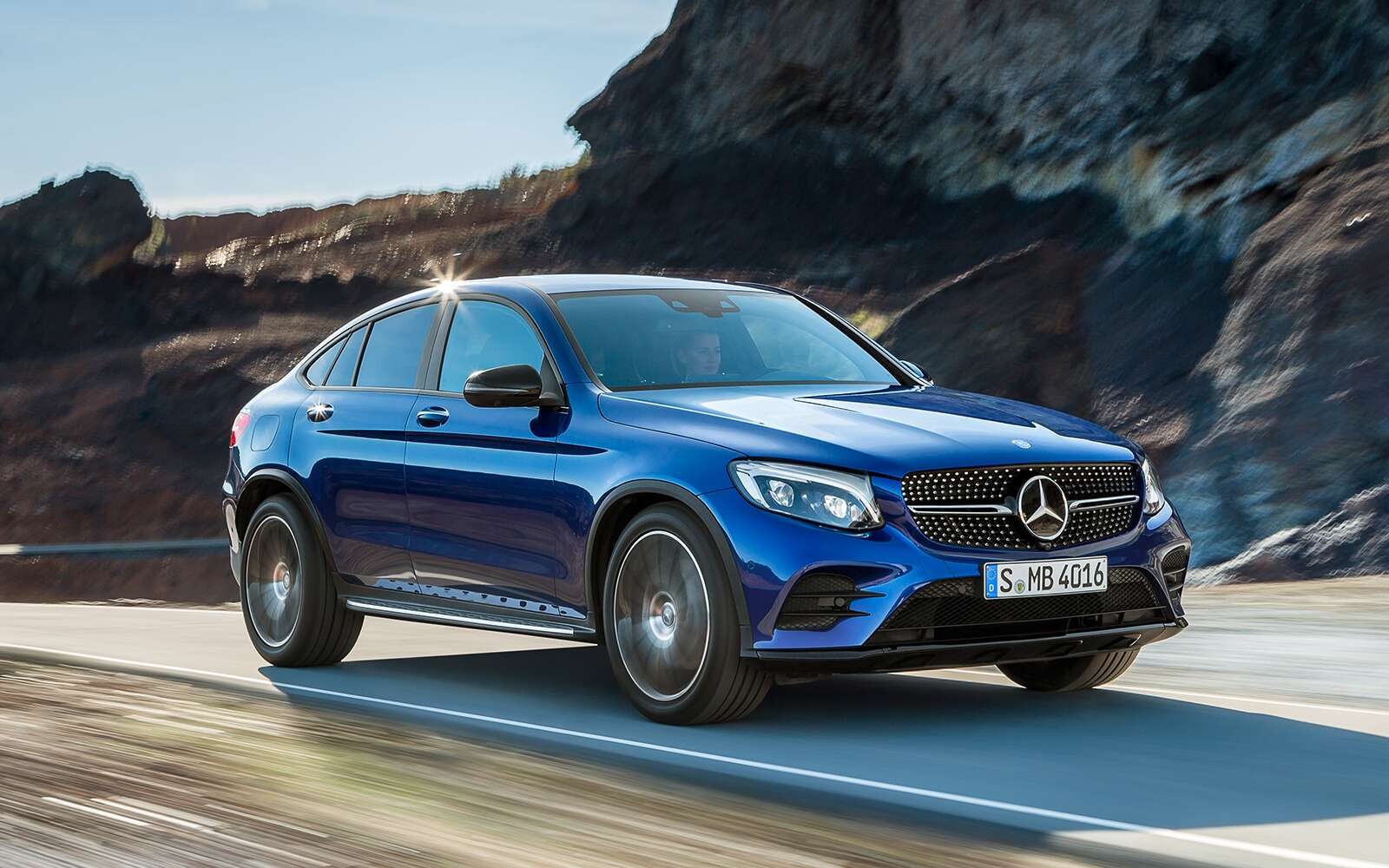 The 2017 mercedes benz glc300 coupe is the cute 39 ute for for Mercedes benz giveaway