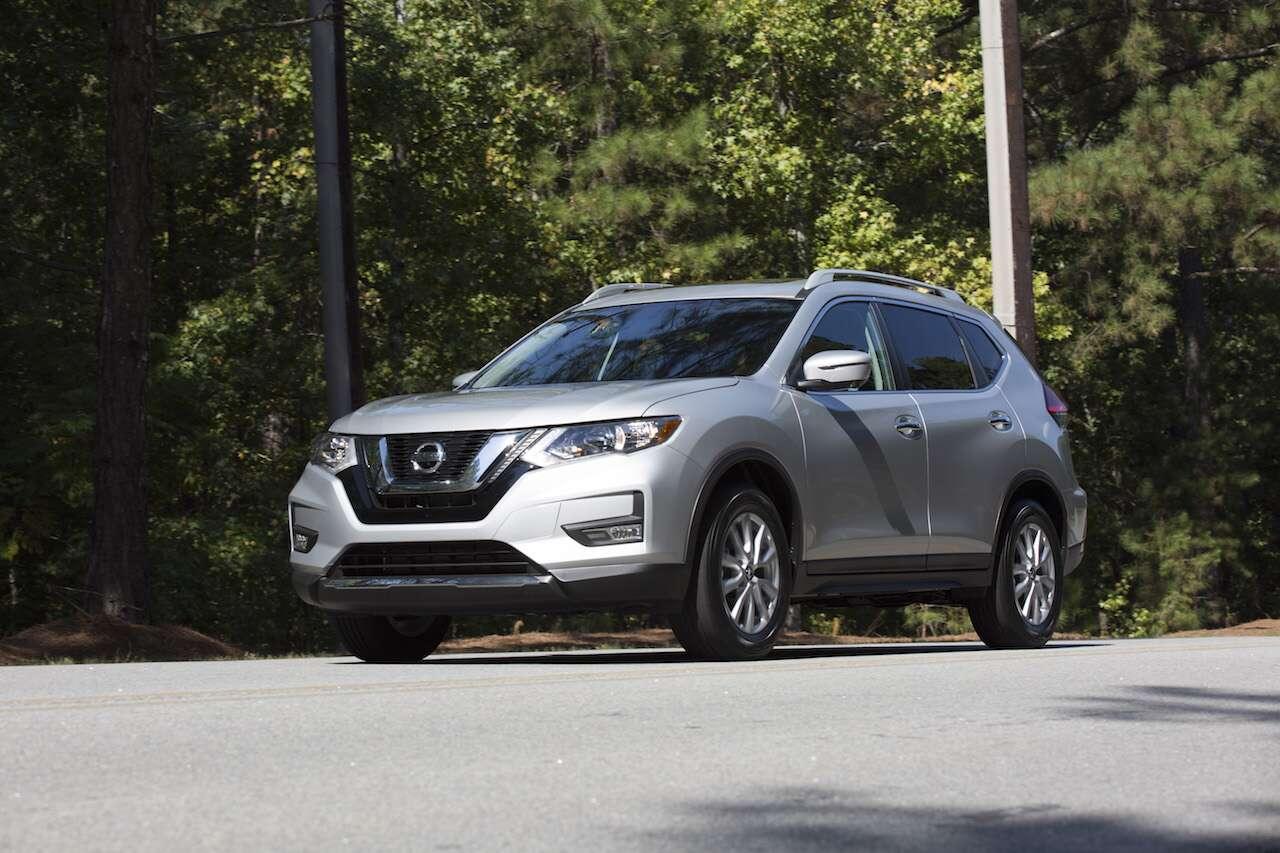 2017 Nissan Rogue 23 820 Usa