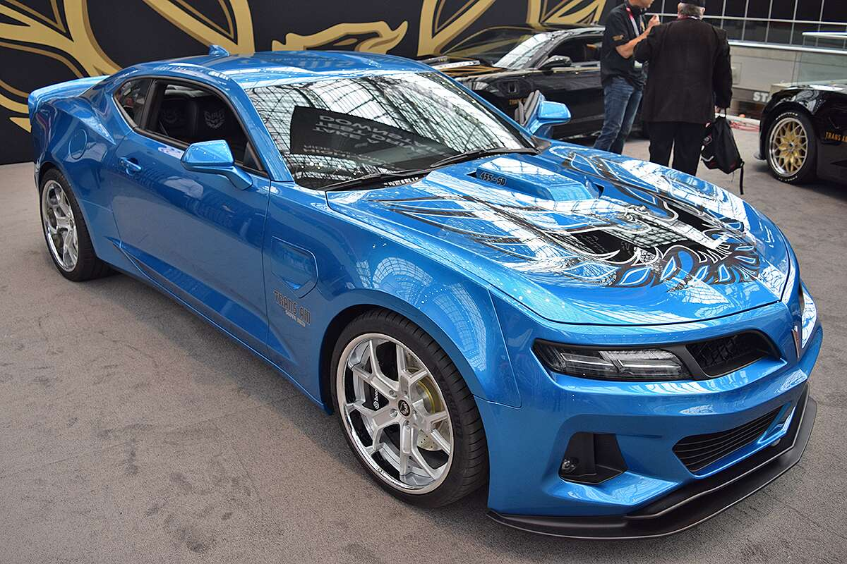 the muscle cars of the 2017 new york auto show - the drive