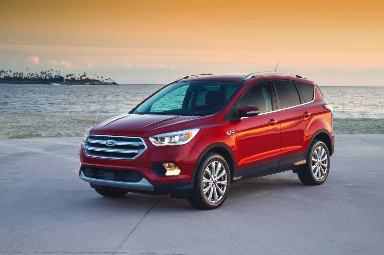 Top Small Suvs For The Drive The Drive