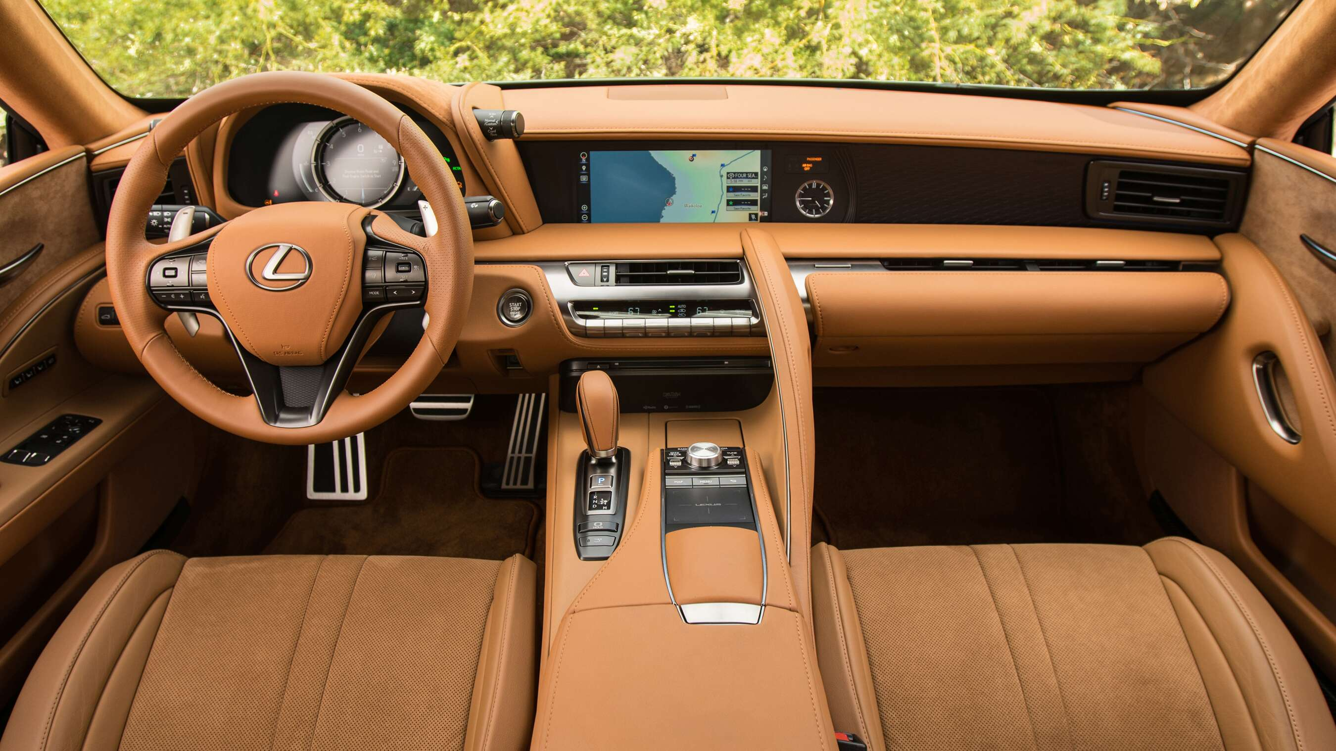 These Are The 10 Best New Car Interiors According To Wards The Drive