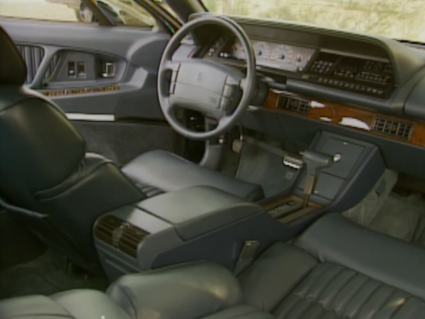 The 1991 Oldsmobile 98 Was The Last Olds That Was Worth A Damn