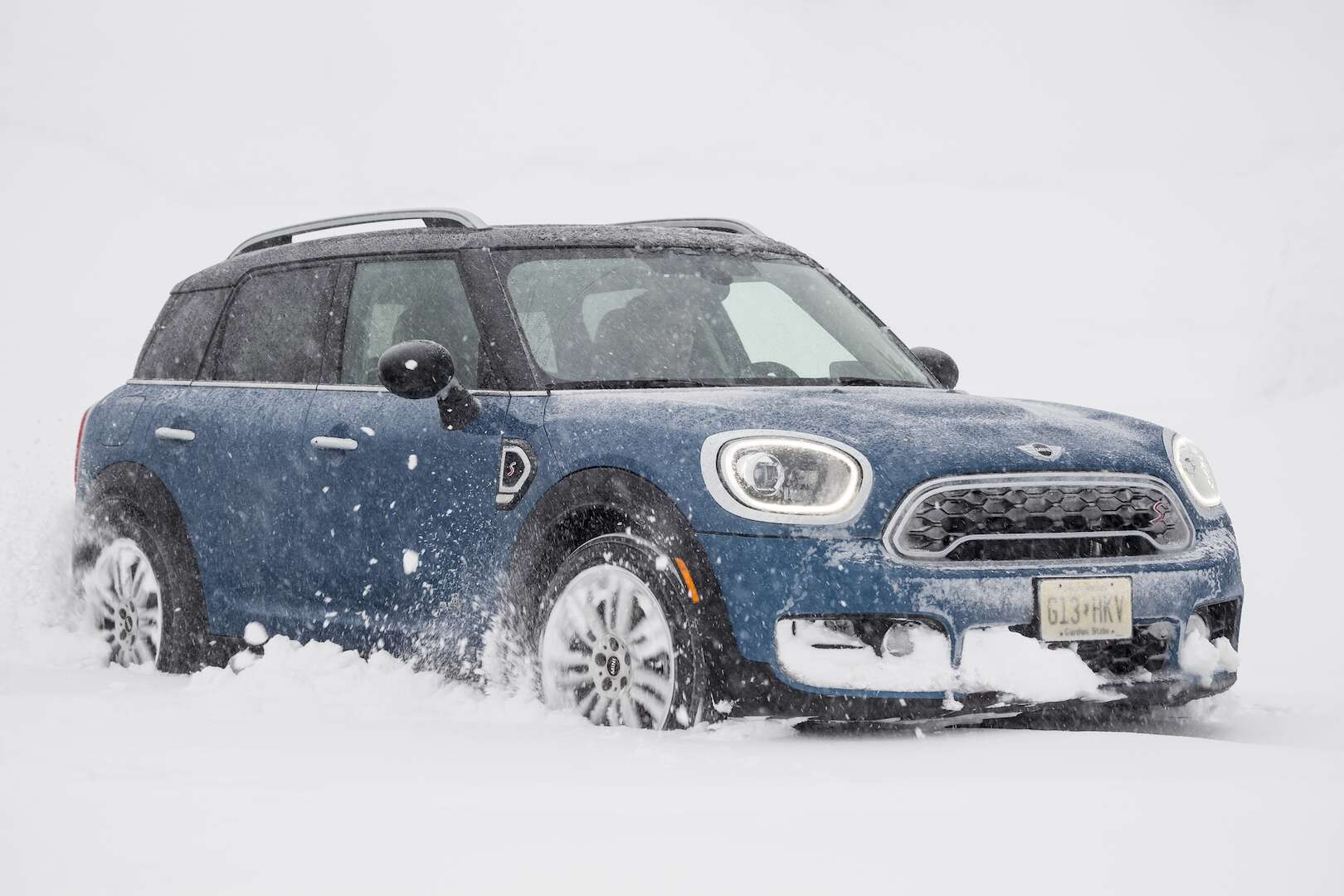 Countryman Doesn T Forget Manual Transmission Loyalists