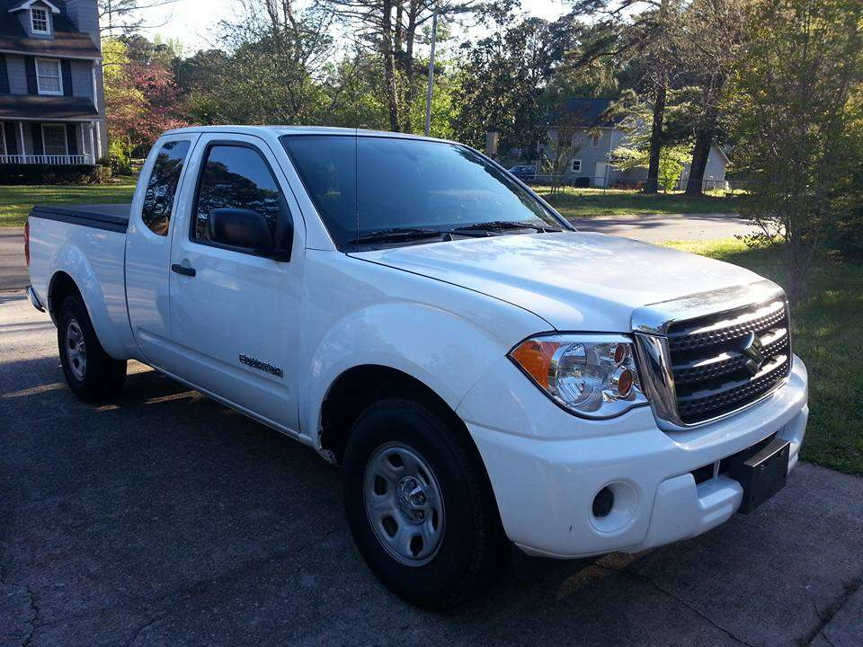 for sale: this 2011 suzuki equator, world's most basic truck - the