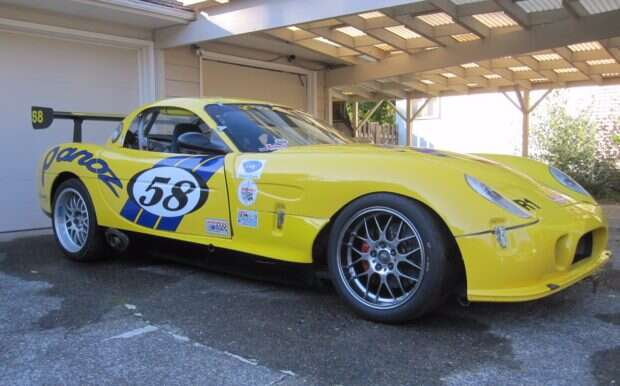Why Not Buy This Panoz GTS Racecar? - The Drive
