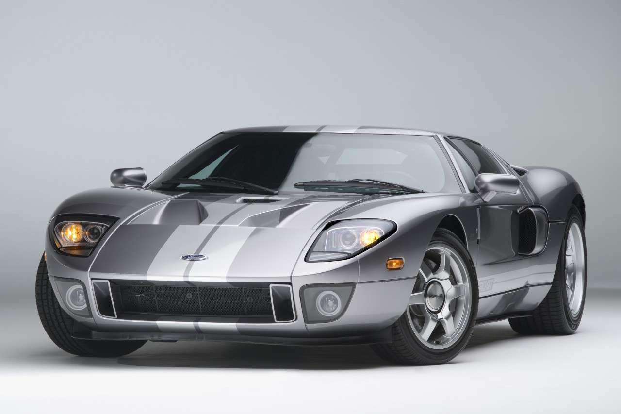 2005 2006 the ford gt