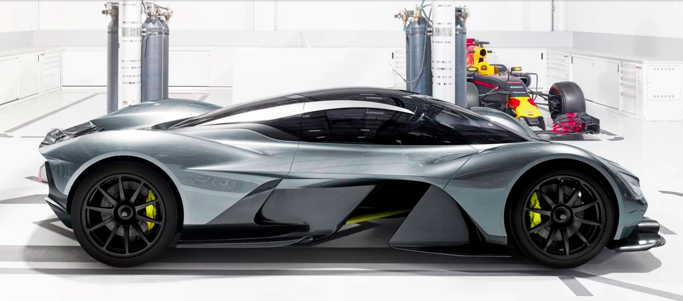 Lot of new cars coming in at moment looking to make some room have a - 2 2018 Aston Martin Valkyrie 250 Mph