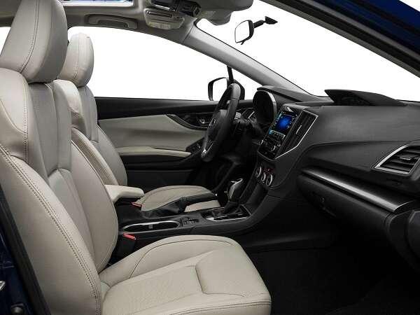 Subaru Impreza Among Wards Ten Best Interiors The Drive