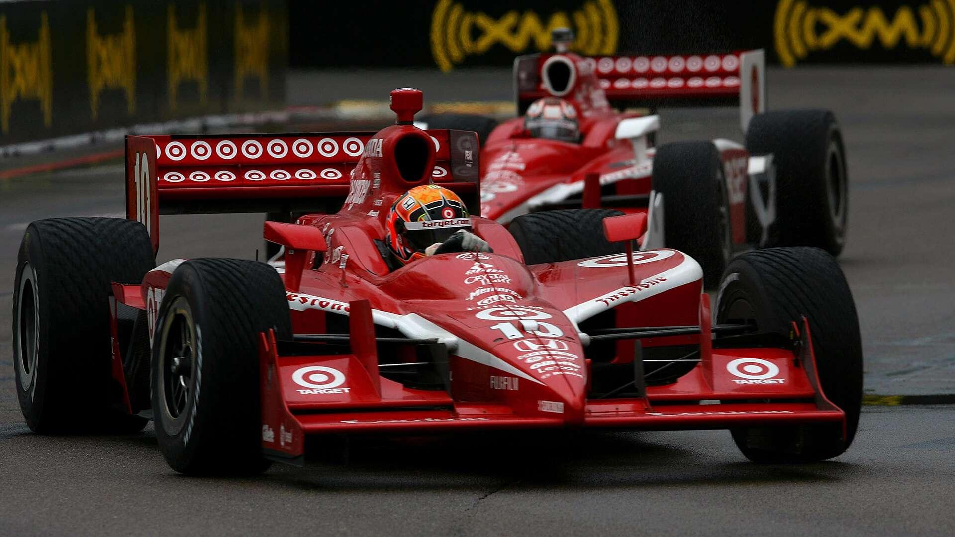 Darrell Ingham Getty Images Dan Wheldon S 2008 Indycar