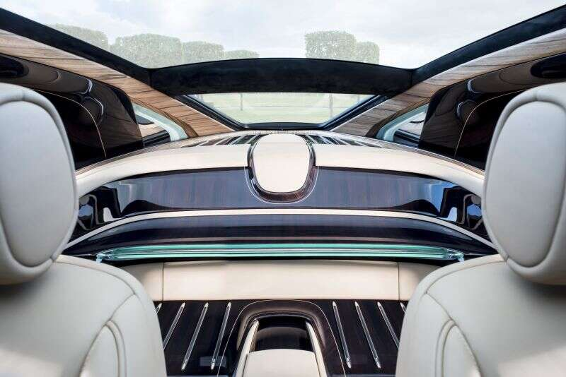 $13 million rolls-royce sweptail could be most expensive new car