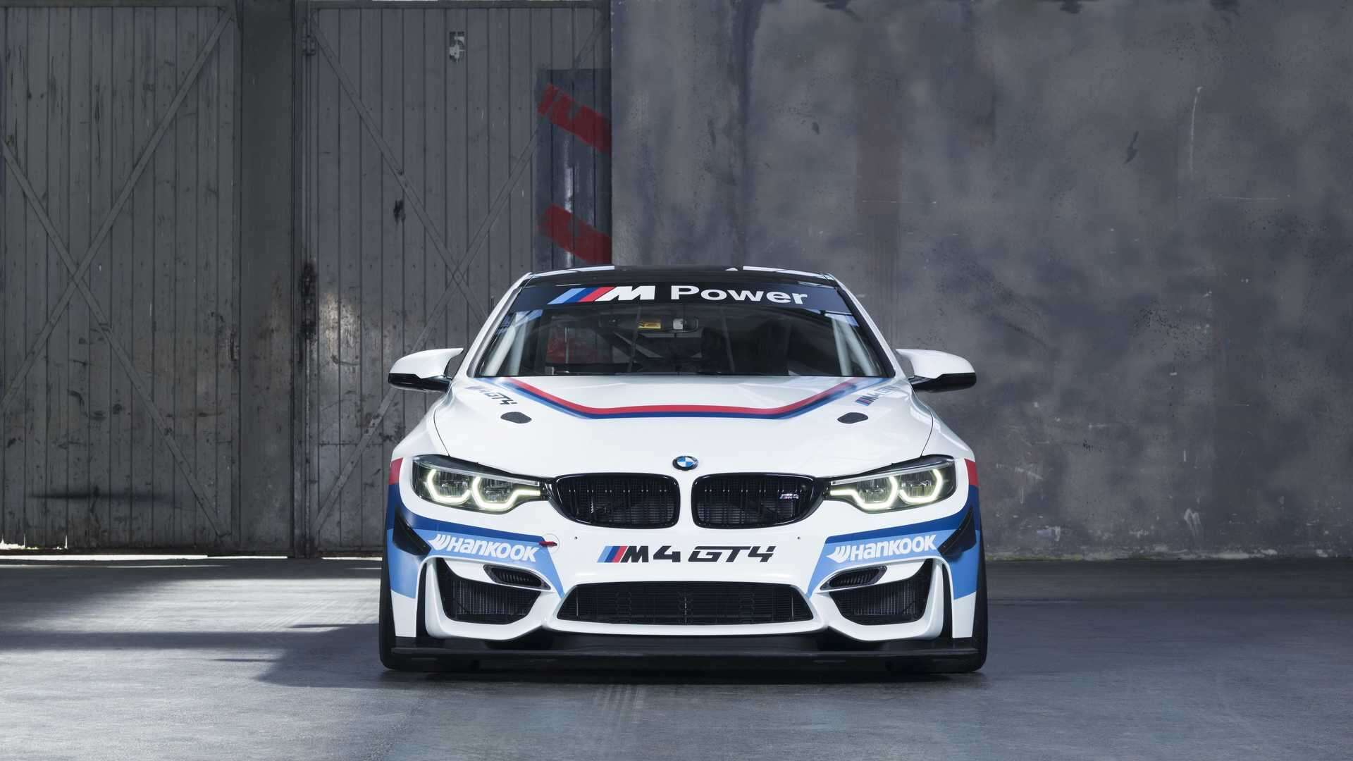 Bmw Will Now Sell You Your Own M4 Factory Race Car The Drive