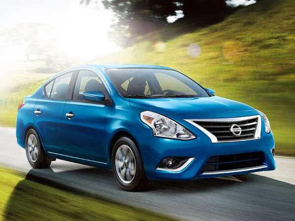 1 Nissan Versa 20 743 27 4 Of Car S