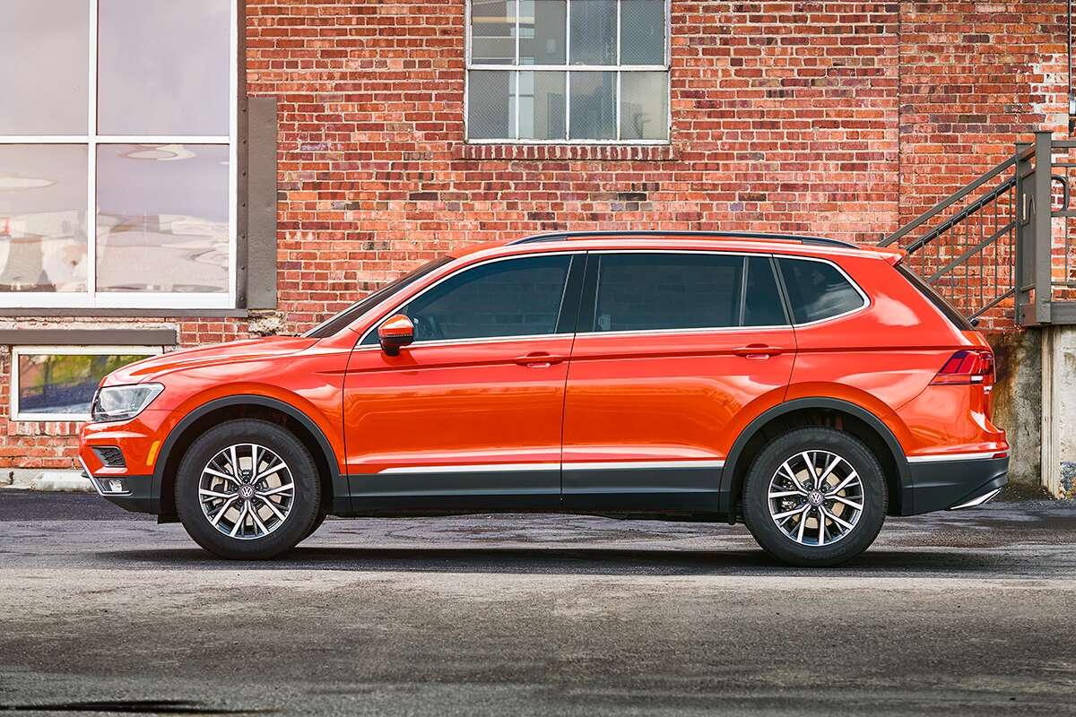 2018 Volkswagen Tiguan Review 7 Things To Know The Drive Fuse Box Location Vw