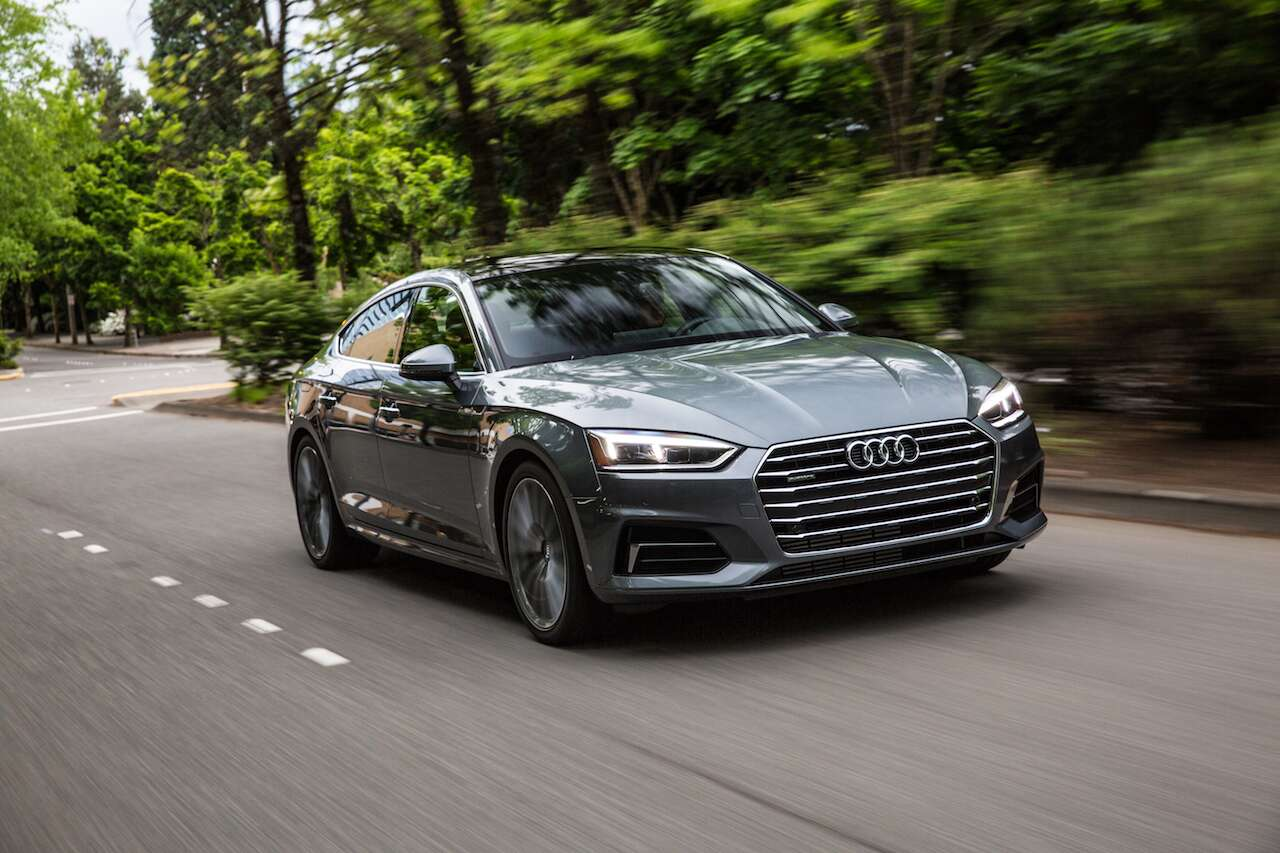 2018 Audi A5, S5 Sportback Review: Does Anyone Still Want