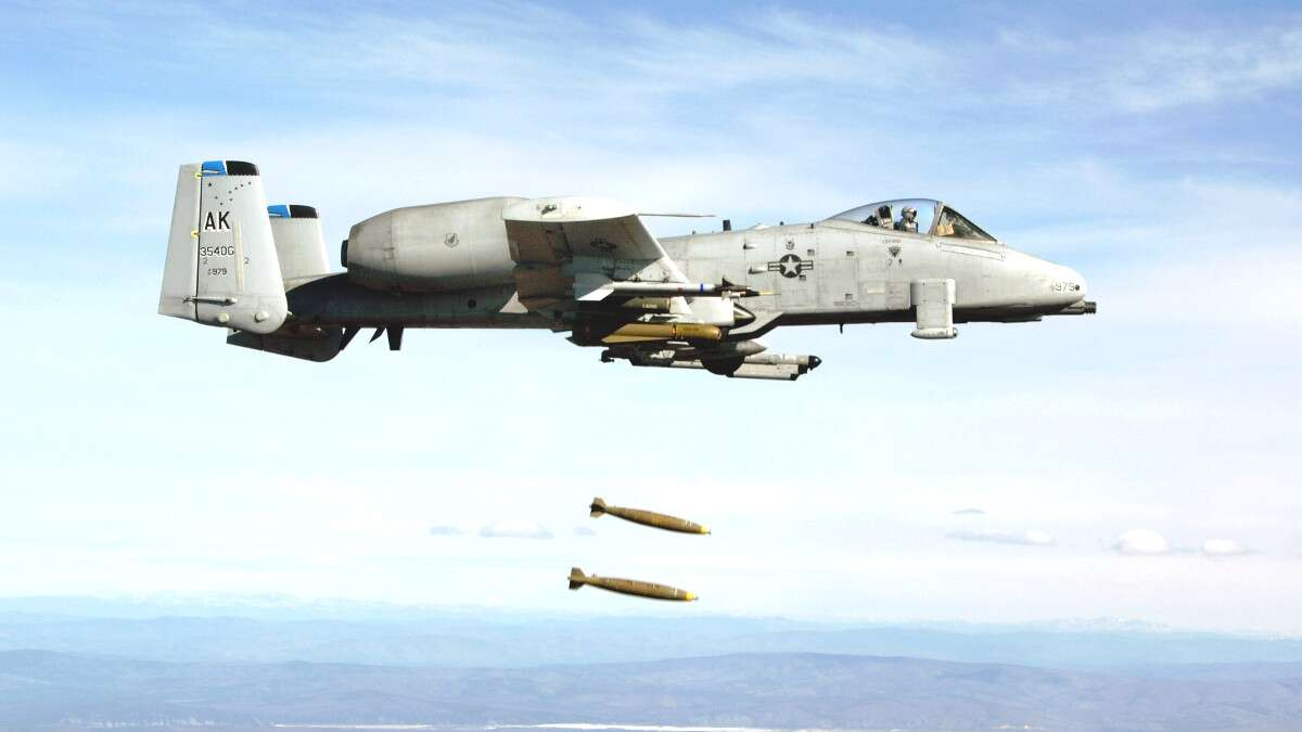 The USAF Admits It Isnt Actually Working On An A 10 Replacement