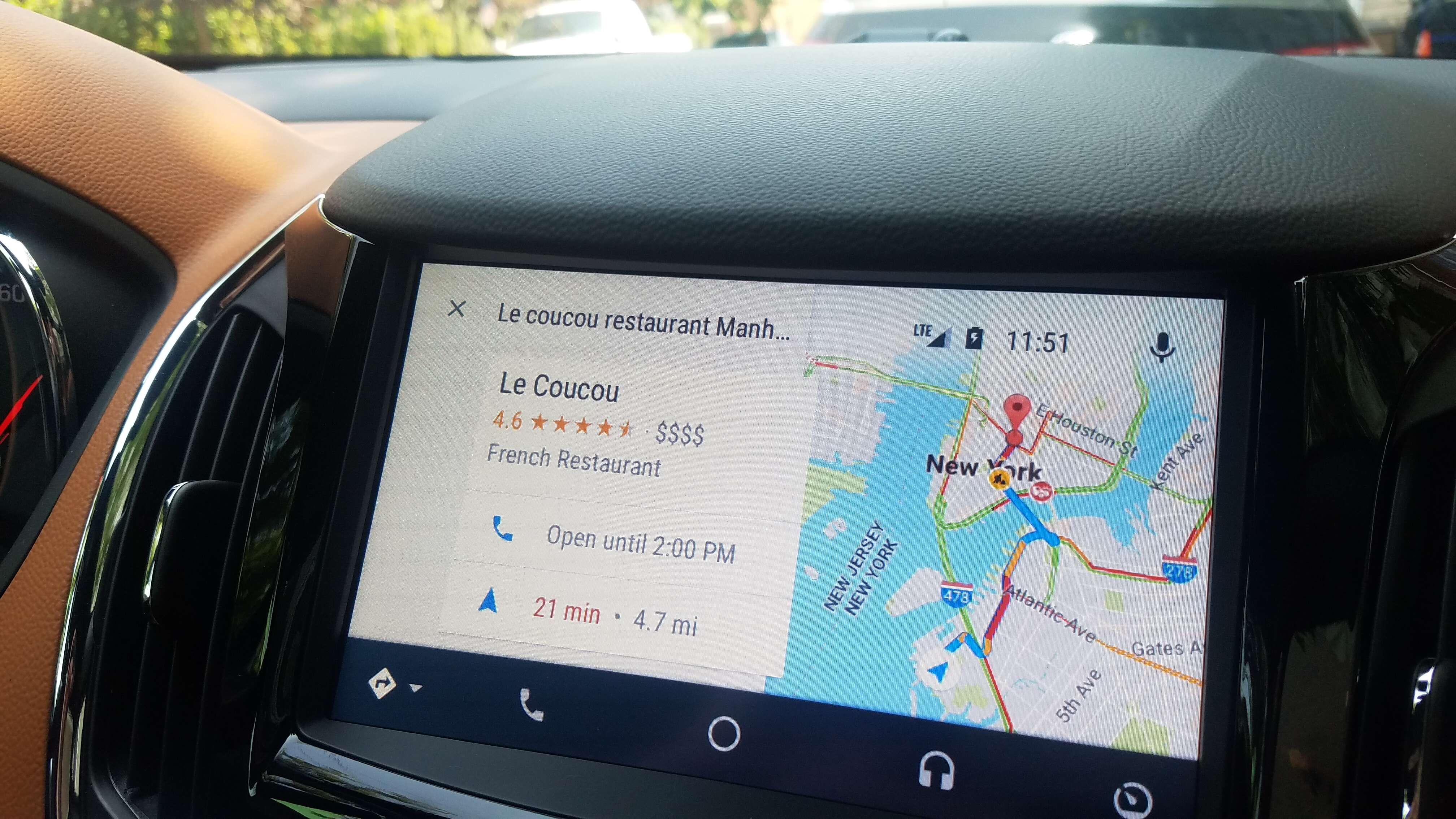Android Auto Navigation - Premium Android