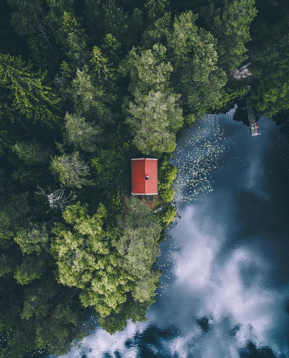 droner i norge 2017