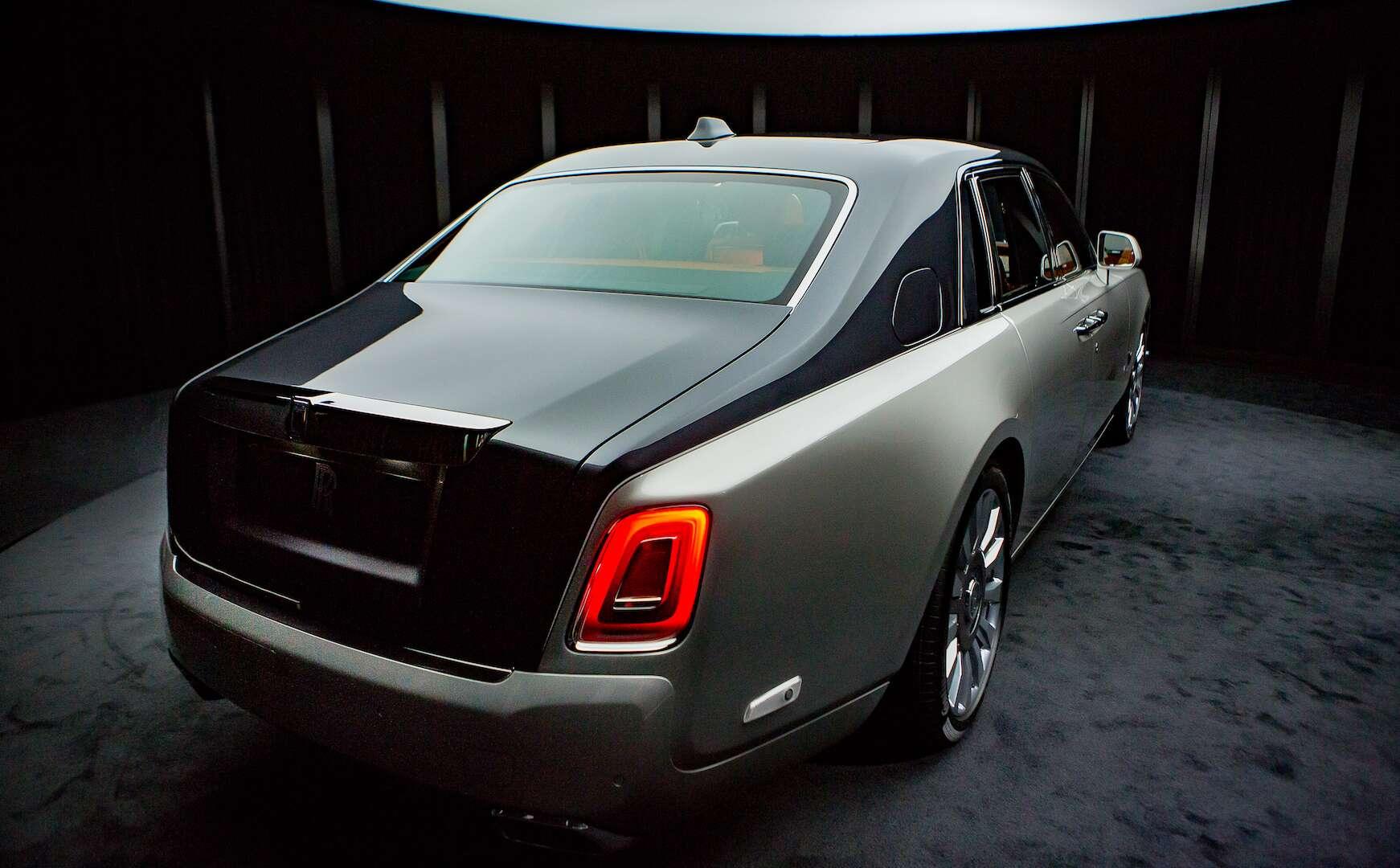 2018 rolls-royce phantom revealed: a $450,000 car with a built-in