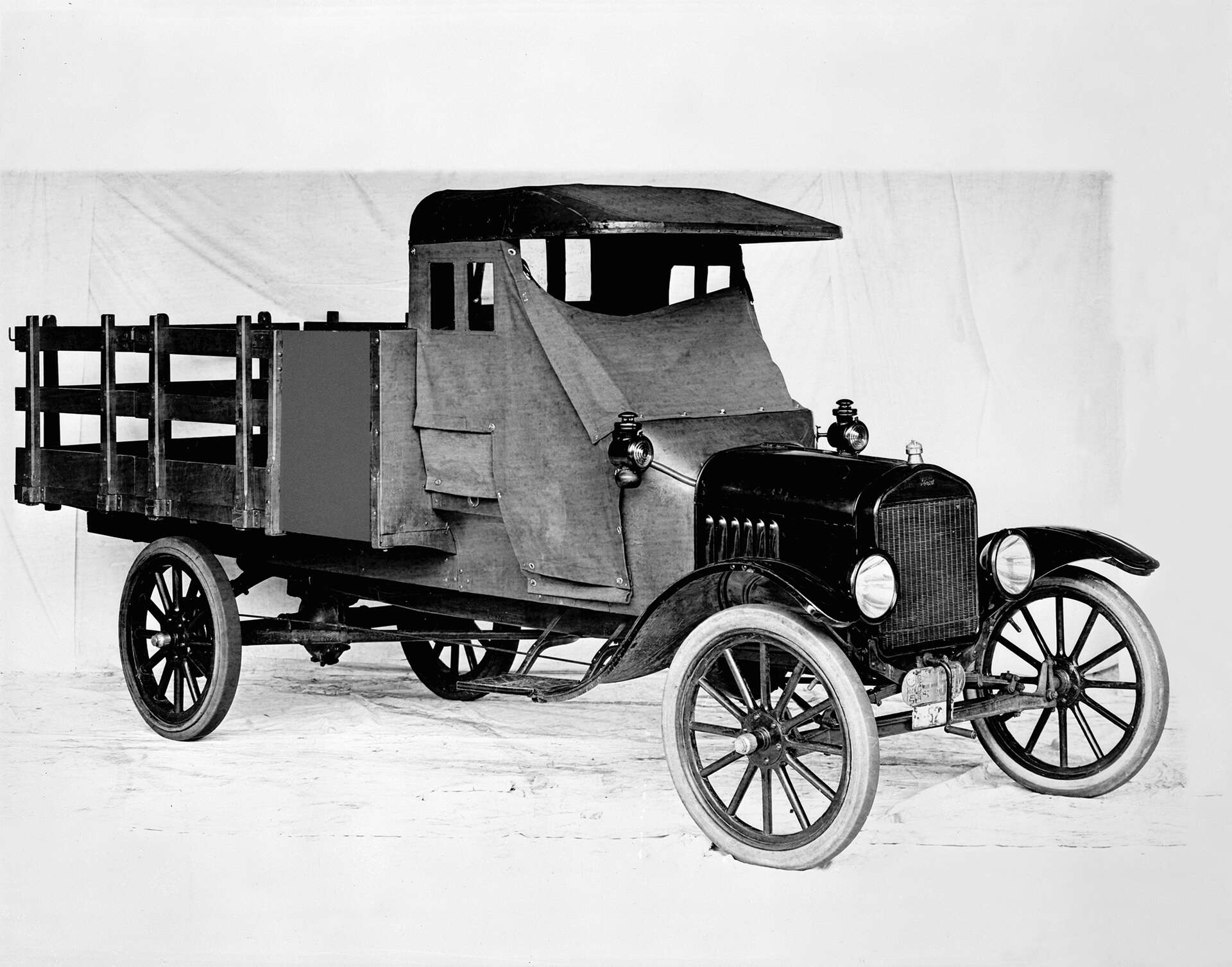Ford Trucks Turn 100 Years Old Today - The Drive