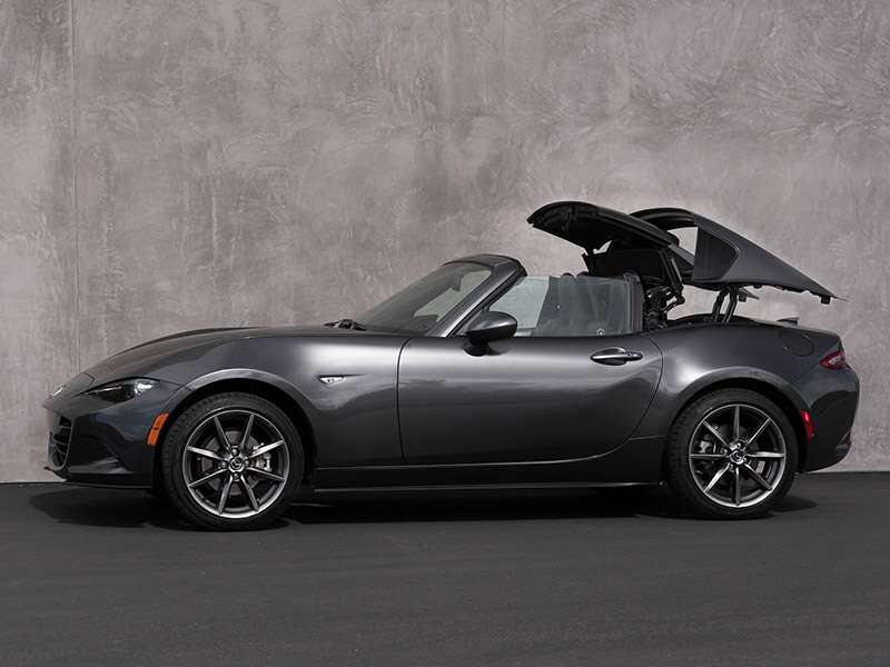 2017 mazda mx 5 miata rf review great but there 39 s room. Black Bedroom Furniture Sets. Home Design Ideas