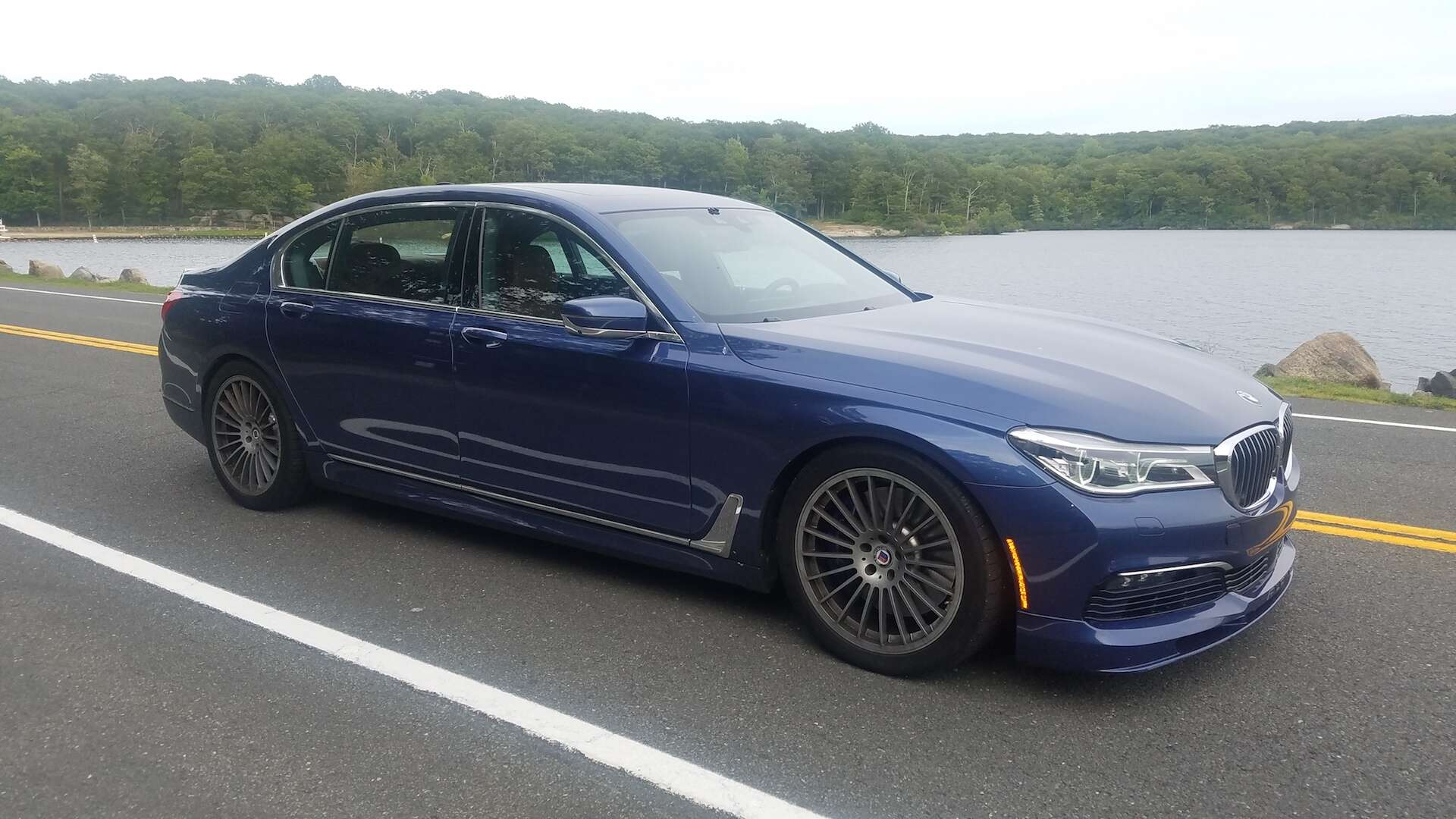 BMW Alpina B Review Big Sedans Arent Supposed To Perform - Bmw alpina 7 series